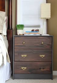 ... chest of 3 drawers description a plain ikea rast pine 3 how i scored  two dressers ...