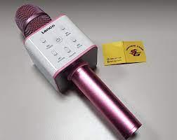 Bluetooth микрофон Lenco BMC-080-pink... - Заложна къща SLG