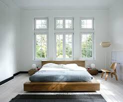 Flat Platform Bed - Lilangels Furniture