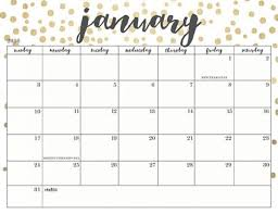 calendar january 2018 template january calendar fillable 2018 archives printable office