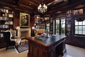 Goth Interior Design Impressive Wow A Very Stately Victorian LibraryofficeOld World Gothic