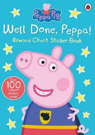 Peppa Pig Potty Training Reward Chart Printable Amazon Com Peppa Pig Well Done Peppa Reward Chart Sticker