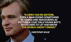 22 Fascinating Christopher Nolan Quotes Motivationgrid