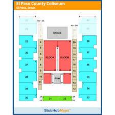 El Paso County Coliseum Events And Concerts In El Paso El