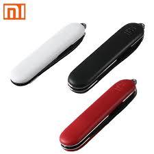 <b>Xiaomi Huohou mini unpacking</b> Knives fold fruit Knives cut Tool ...