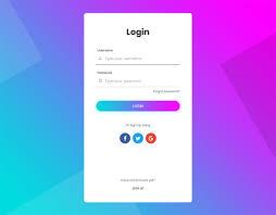 Best Free Login Forms Website Templates 2019 Colorlib