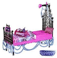 Amazon Monster High Spectra Vondergeist Floating Bed Playset
