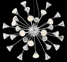 contemporary chandelier facebook share