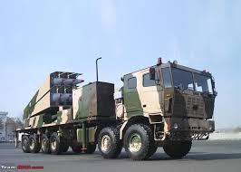 details about tata motors range of defence vehicles missile launcher 12x12