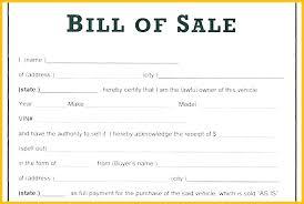 Vehicle Bill Of Sale Templates Car Sales Commission Spreadsheet Best Of Dealer Bill Sale