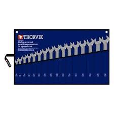 <b>Набор ключей гаечных</b> комбинированных <b>Thorvik</b> CWS0016 в ...
