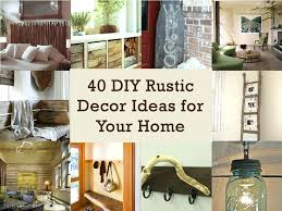 rustic home decorations cheap zhis me