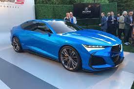 How The Type S Concept Will Shape Acura S Future Acura Tlx Acura Acura Sedan