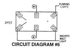 wiring navigation lights anchor example electrical circuit \u2022 Light Switch Wiring Diagram need to know how to wire 5 pin switch for nav and anchor lights rh justanswer com wiring diagram for navigation and anchor lights navigation lights wiring