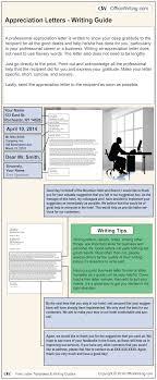 Letter Of Appreciation Sample Download Free Business Letter