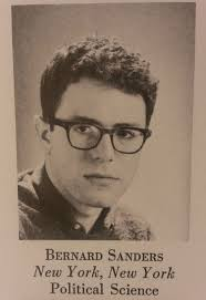 Wow, Bernie Sanders Was Really Handsome in College