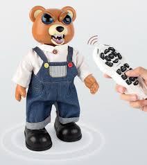 ROZETKA | <b>Робот Медведь на</b> радиоуправлении интерактивный ...