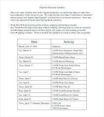 My Performance Program Template Drama To Theater Theatre