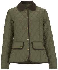 Barbour Ladies Vintage Quilted Jacket -Olive : 2015 Barbour ... & Barbour Ladies Vintage Quilted Jacket -Olive Adamdwight.com