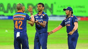 India vs Sri Lanka (IND vs SL) 1st T20I ...