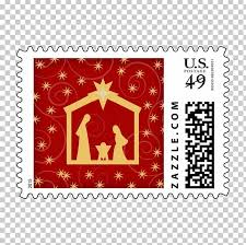 Wedding Invitation Paper Postage Stamps Mail Holiday Stamp