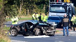 Dromore woman Debbie Faulkner critically ill after horrific car ...