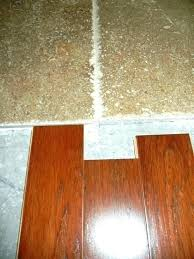vinyl flooring transition strip allure vinyl plank
