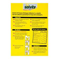 Purpose Wallpaper Adhesive Carton 20 roll