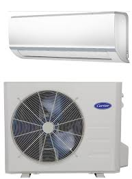 carrier 38mhrq12a1 40mhhq121 comfort series 12 000 btu mini split 115v single zone wall mount air conditioner system