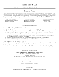 Pastry Chef Resume Sample Mohd Ahmed Pinterest Cover Letter