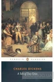 Книга «A <b>Tale</b> of Two Cities» <b>Чарльз Диккенс</b> купить на YAKABOO ...