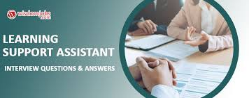 Interview Questions And Answers For Office Assistant Learning Support Assistant Interview Questions Answers