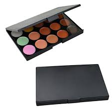 amazon 15 color concealer makeup palette professional camouflage palette by hoveox beauty
