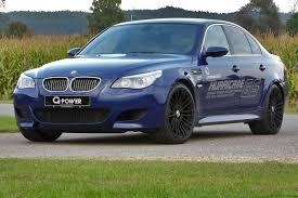 Coupe Series fastest bmw car : BMW M5 Hurricane GS by G-Power world's fastest LPG car