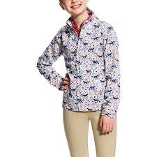 Ariat Girls Avery Reversible Jacket