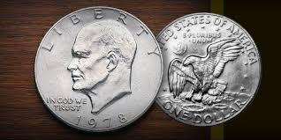 United States 1978 Eisenhower Dollar