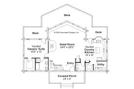 a frame house plan aspen 30 025 1st floor plan