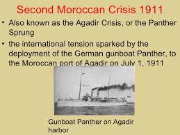 「1911 Second Moroccan Crisis, mileitary document」の画像検索結果