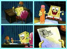 essay gifs tenor essay procrastination gif essay procrastination spongebob gifs