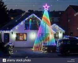 Keizer Lights 2017 Christmas Lighting Display Stock Photos Christmas Lighting