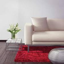 city sheen red 4 ft x 10 ft runner rug