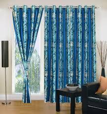 Designer Curtains Flipkart Excel Bazaar Polyester Door Curtain 212 Cm 6 Ft Pack Of 3