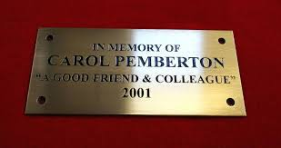 memorial plaques for benches brass bench plaque memorial plaques for garden benches