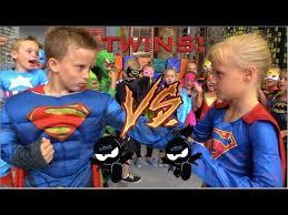 <b>BOYS</b> vs <b>GIRLS</b>! Super Birthday Bash! Twin Ninja Kidz! - YouTube