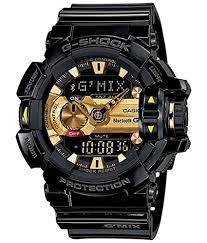 casio g shock bluetooth analog digital black dial men s watch casio g shock bluetooth analog digital black dial men s watch gba 400