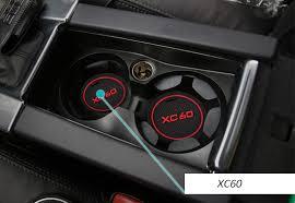 <b>Вкладыши в салонные</b> ниши для Volvo XC60 (2014 - 2017)