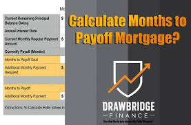 Mortgage Calculator Calculate Extra Payments To Payoff In A Specific Time Period