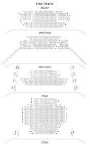 Modell Performing Arts Center At The Lyric Seating Chart 18 Interpretive Lyric Opera Seating Chart