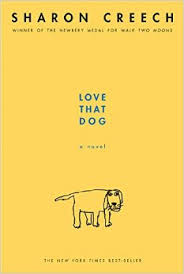 grant s letter essay love that dog tellings i found out about this book because for the forty book challenge we have to two poetry books while searching mr jockers classroom library