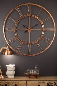 18 best clock images on wall clocks and wood outstanding copper kitchen decor awesome 4